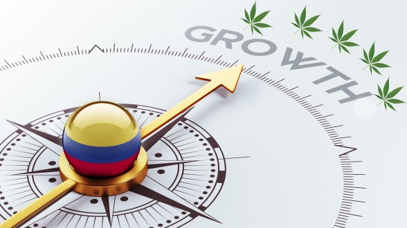 Colombia Growth Concept